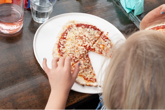 Restaurant_Gestrand_kidsparty_Haarlem_pizza_childeren