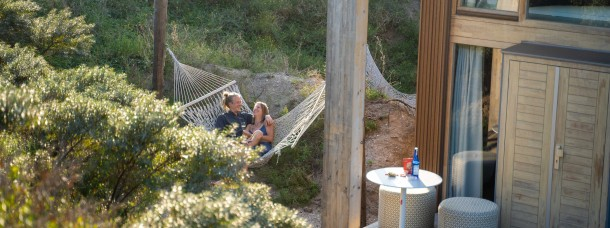 Seashack Camping de Lakens
